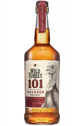 Wild Turkey 101 Proof Bourbon Whiskey 0,7 Liter