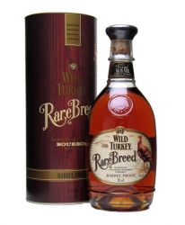 Wild Turkey Rare Breed 108,2 Proof Bourbon Whiskey 0,7 Liter