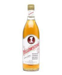 Yellowstone Straight Bourbon Whiskey 0,7 Liter