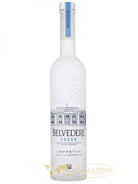 belvedere vodka 0 70 liter aus polen. Black Bedroom Furniture Sets. Home Design Ideas