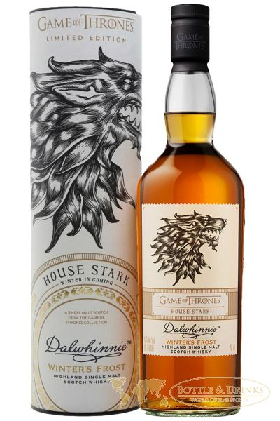 Dalwhinnie Winter S Frost Game Of Thrones House Stark Single Malt