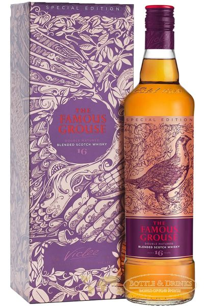 Famous Grouse 16 Jahre Double Matured 0,7 Liter