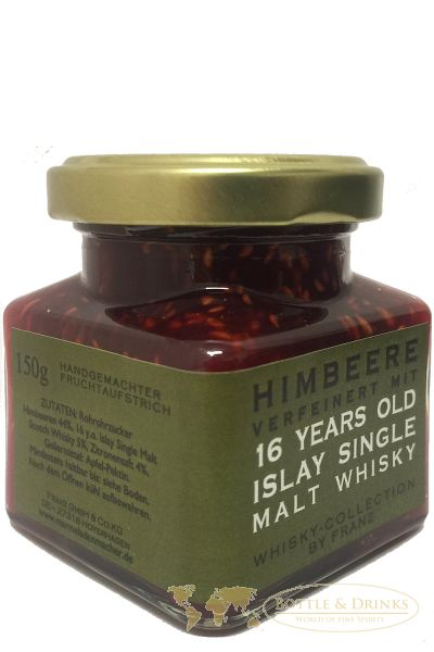 Islay 16 Jahre Single Malt Himbeer Marmelade 150g Im Glas Bottle
