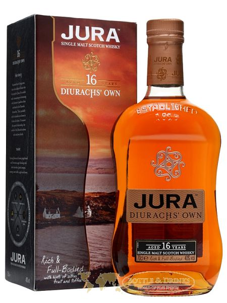 how to drink jura whiskey
