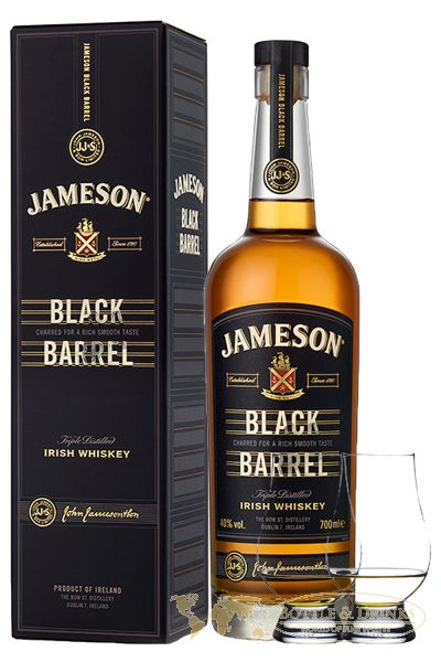jameson select reserve black barrel small batch 0 7 liter. Black Bedroom Furniture Sets. Home Design Ideas