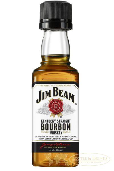 Jim Beam Shot Glas mit 2cl//4cl Eichstrich