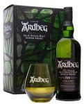 Ardbeg TEN 10 Jahre mit Tumbler Islay Single Malt Whisky 0,7 Liter