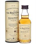 Balvenie 12 Jahre Double Wood Single Malt Whisky 5 cl