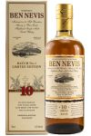 Ben Nevis 10 Jahre Cask Strength 62,4 % Single Malt Whisky 0,7 Liter
