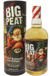 Big Peat Christmas Edition 2016 mit Geschenkverpackung Whisky 0,7 Liter