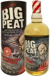 Big Peat Christmas Edition 2017 mit Geschenkverpackung Whisky 0,7 Liter