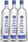 Boris Jelzin Vodka 3 x 0,7 Liter