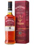 Bowmore 10 Jahre Devils Cut Islay Single Malt Whisky 0,7 Liter
