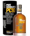 Bruichladdich Port Charlotte PC 10 Islay Cask Single Malt Whisky 0,7 Liter