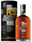 Bruichladdich Port Charlotte PC 12 Islay Cask Single Malt Whisky 0,7 Liter