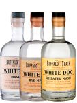 Buffalo Trace Collection White Dog 3 x 0,375 ltr.