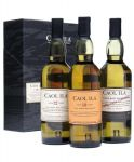 Caol Ila Collection 3 x 0,2 Liter