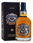 Chivas Regal 18 Jahre Gold Signature Blended Scotch Whisky 0,7 Liter