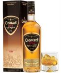 Clontarf Irish Grain Whiskey Black Label mit Glas 0,7 Liter