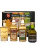 Cooley Irish Whisky Mini Collection 4 x 5cl