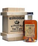 Edradour from the Cask Sherry Wood Matured Holzkiste 0,5 Liter