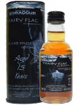 Edradour Fairy Flag 15 Jahre Single Malt Whisky 0,05 Liter MINI