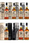 Games of Thrones Whisky alle Häuser 8 x 0,7 Liter