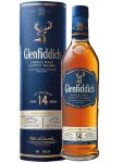 Glenfiddich 14 Jahre Bourbon Barrel US Market Only Single Malt Whisky 0,75 Liter