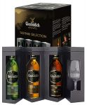 Glenfiddich Explorers Pack 12-15-18 3 x 0,2 Liter + Glas in GP