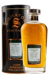 Glenrothes 1990 27 Jahre Cask Strength Collection Signatory  0,7 Liter