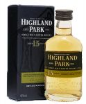 Highland Park 15 Jahre Single Malt Whisky 5 cl