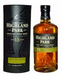 Highland Park 15 Jahre Single Malt Whisky 0,7 Liter