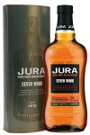 Isle of Jura Seven Wood Single Malt Whisky 42 % 0,7 Liter
