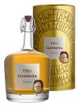 Jacopo Poli Cleopatra Amarone Grappa Italien 0,7 Liter in goldener Tube