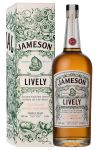 Jameson - LIVELY in GP - Irish Whiskey 1,0 Liter