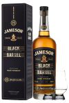 Jameson Select Reserve Black Barrel Small Batch 0,7 Liter + 2 Glencairn Gläser
