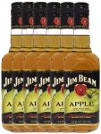 Jim Beam APPLE Whiskey 6 x 0,7 Liter