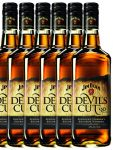 Jim Beam Devils Cut 6 x 0,7 Liter