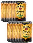 Jim Beam Honey & Ginger 12 x 0,33 Liter in der Dose