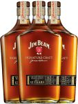Jim Beam Signature Craft 12 Years Bourbon Whisky 3 x 0,7 Liter