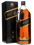 Johnnie Walker 12 Jahre Black Label 3,0 Liter Magnum