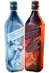 Johnnie Walker FIRE + ICE Limitierte Edition Game of Thrones Je 1 Flasche