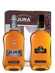 Jura Scotch Twinset Jura 10 Jahre & Superstition 2 x 0,2 Liter
