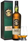Loch Lomond Single Highland Malt Whisky (Blend) 0,7 Liter + 2 Glencairn Gläser