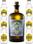 Monkey 47 Gin & 6 x Goldberg 0,2 Tonic Set