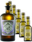 Monkey 47 Gin & Fentimans Tonic Water 5 x 200 ml
