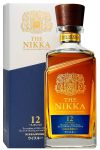 Nikka 12 Jahre Single Malt Whisky 0,7 Liter