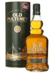 Old Pulteney 21 Jahre Single Malt Whisky 0,7 Liter