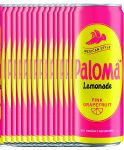 Paloma Pink Grapefruit Lemonade in Dose 24 x 0,25 Liter
