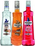 Puschkin Mix Set 1 x 0,7L Nuts & Nougat, 1 x 0,7L Orange Shouting und 1 x 0,7L Red Sky